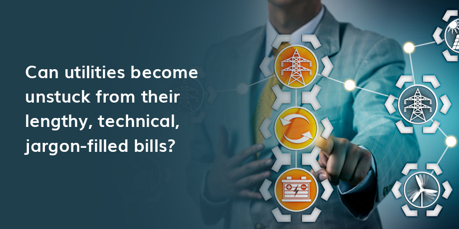 Spruce up complicated utility bills with insightful digital customer communications