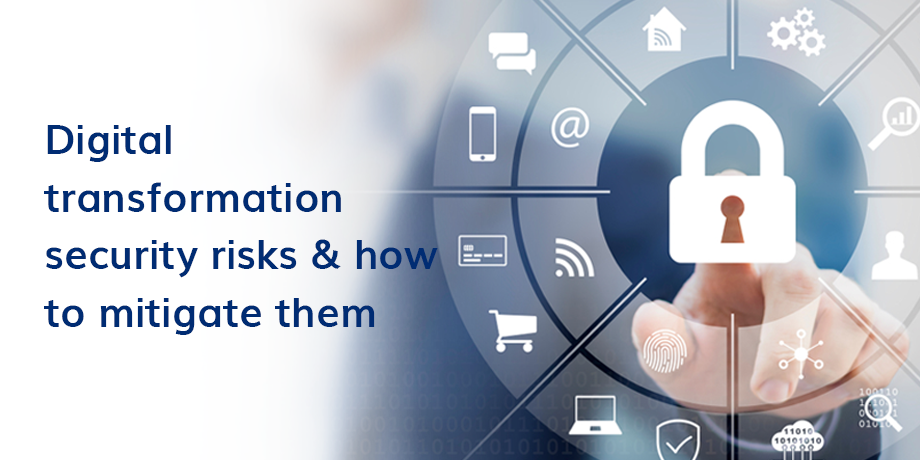 How to mitigate digital security risks