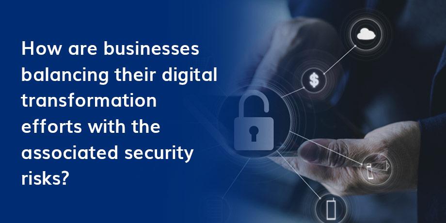 Digital transformation security risks