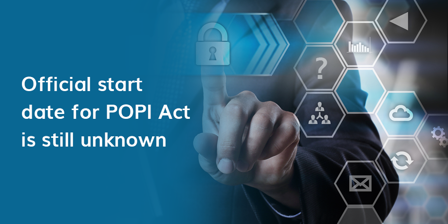 POPI Act: reports of an official start date are false