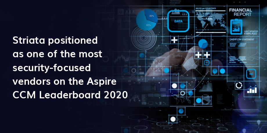 Aspire Customer Communications Management Leaderboard 2020