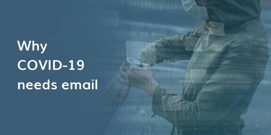 Understanding the value of email during COVID-19 and beyond
