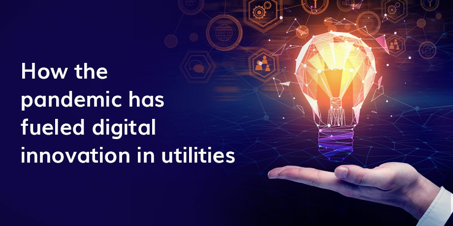 Digital Innovations for Utilities Out of COVID-19