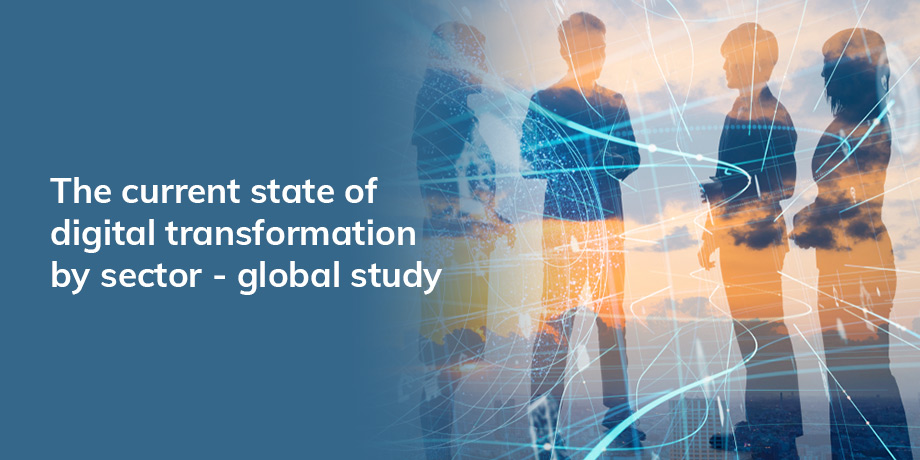 Digital Transformation: new global study by sector