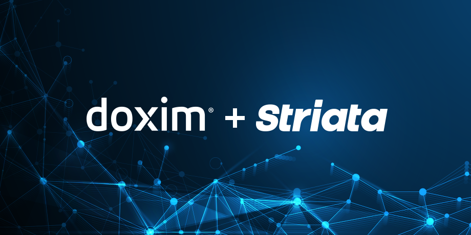 Doxim Acquires Striata, Leading Digital-First CCM Platform