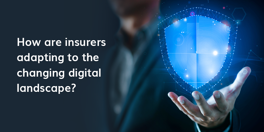 The rapid shift to digital highlights the value of digital customer communication in insurance