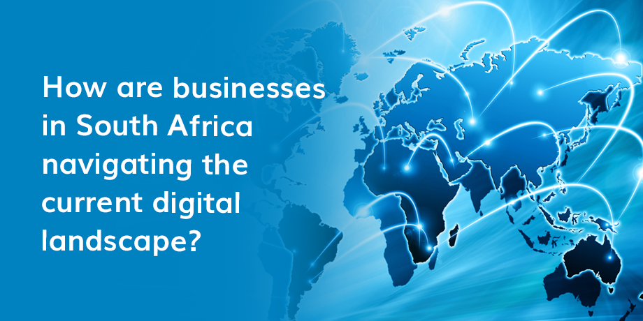 A Focus on Digital Transformation in South Africa