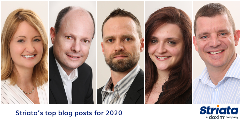 Best of 2020 - our top blog posts
