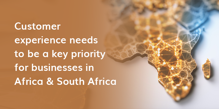 Exploring the current state of CX in South Africa